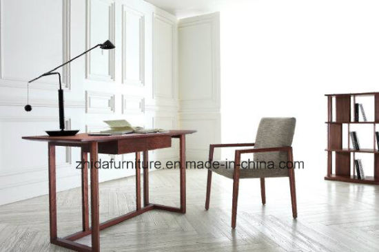Solid Wood Table Modern Study Room Fashion Desk