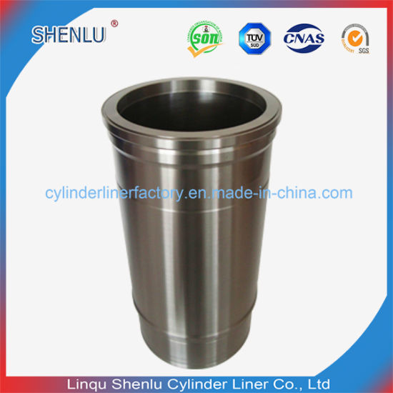 Diesel Spare Parts Cylinder Liner Used for Scania Engine Ds11 pictures & photos