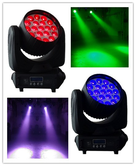 New 19*15W 4in1 Osram LED Moving Head Wash with Zoom pictures & photos
