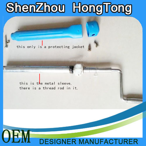 Folding Crank Handle for Hospital Care Bed