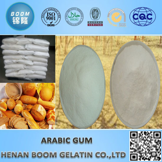 Arabic Gum Powder with Adhension in Bread pictures & photos