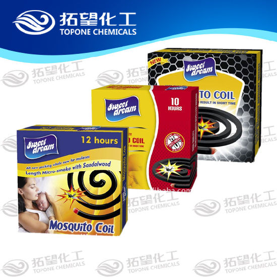 High Quality Black Mosquito Coil