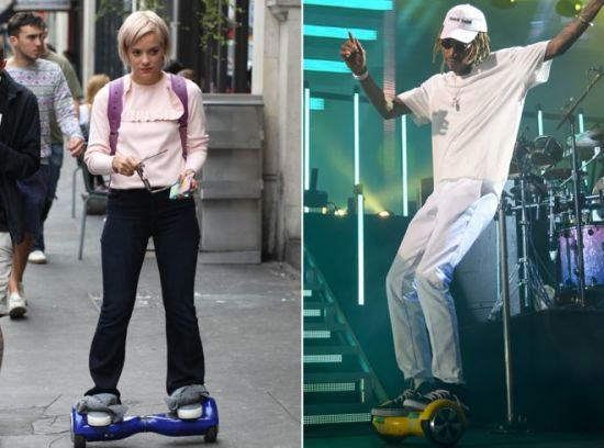 Bluetooth Music Balance Scooter with UL 2272 Certifiled pictures & photos