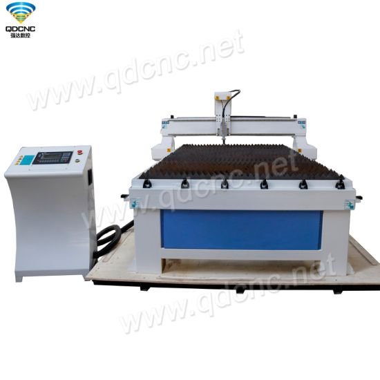 1325 CNC Plasma Cutting Machine with Sawtooth Worktable Qd-1325