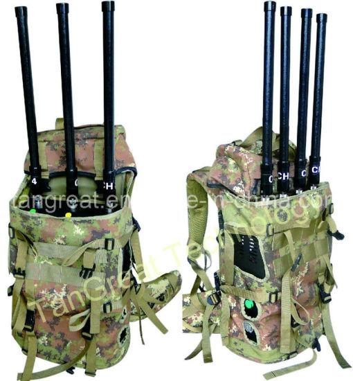 Military Bomb Jammer (TG-VIP Manpack)
