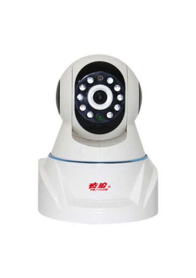 New HD IP Camera Series with Pan Tilt and Alarm Function