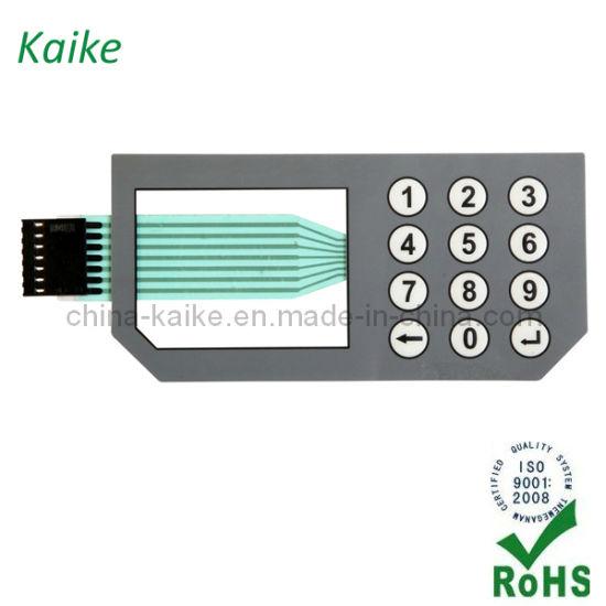 Metal Dome Membrane Keypad Switch (KK)