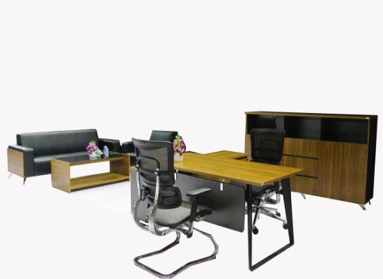 Premium Modern Design Cost Effective Executive Manager Desk pictures & photos