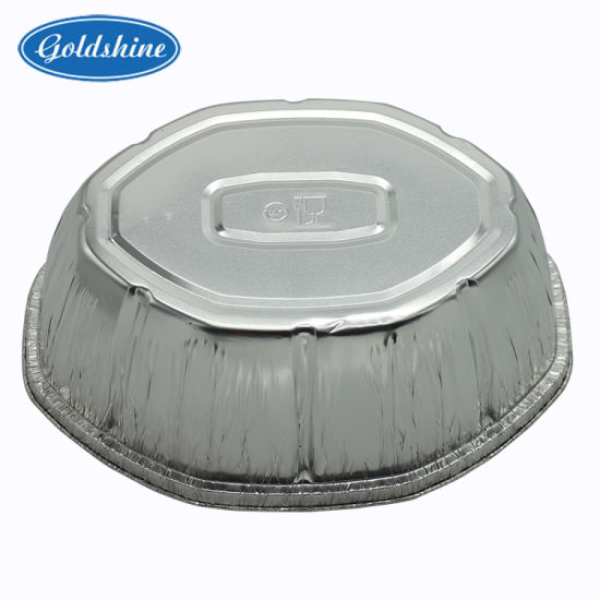 Food Grade Turkey Aluminum Foil Tray pictures & photos