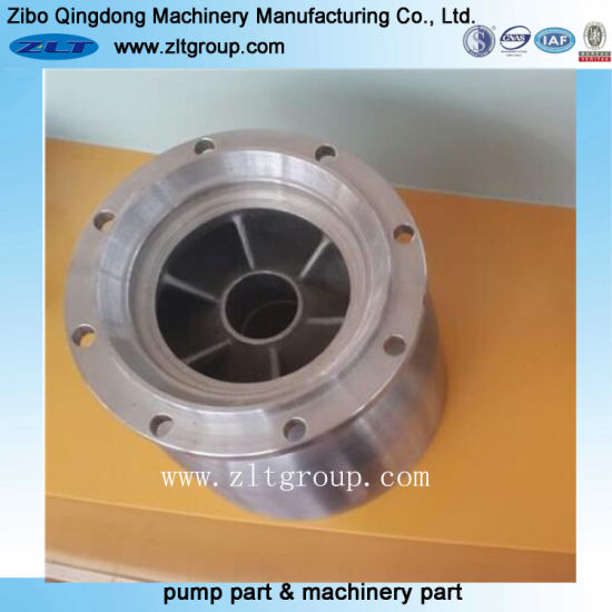 Pump Bowl Made by Sand Casting for Submersible Pump