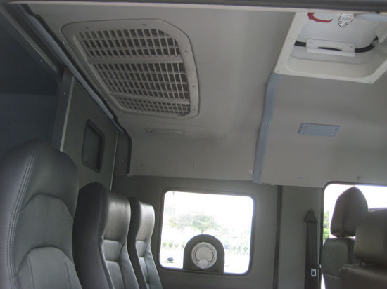 4*2/ Diesel Type / Armored Iveco Cash in Transit Van / Armored Vehicle / (TBL5041XYCF2) pictures & photos