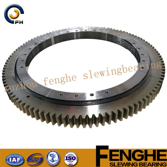 Xuzhou Slewing Bearing Professional Manufacturer pictures & photos