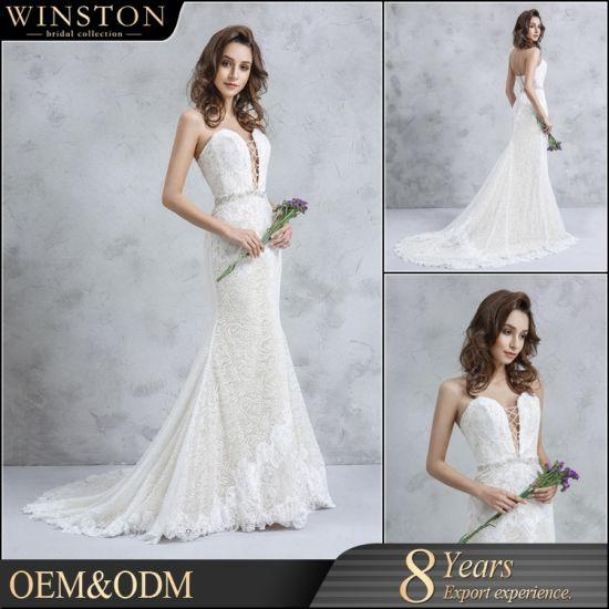 China 2018 Lace Bridal Dress Arabic Luxury Wedding Ball Gown - China ...