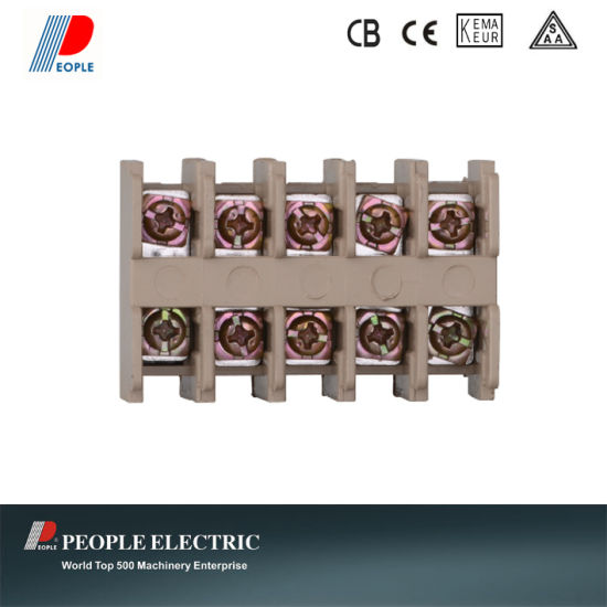 Terminal Block of Jh14 Combination Screw Type pictures & photos