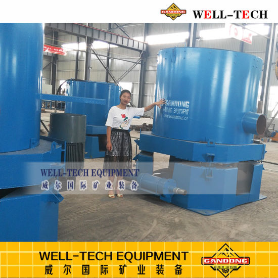 Centrifuge Gold Concentrator for Gold Recovery Machine pictures & photos