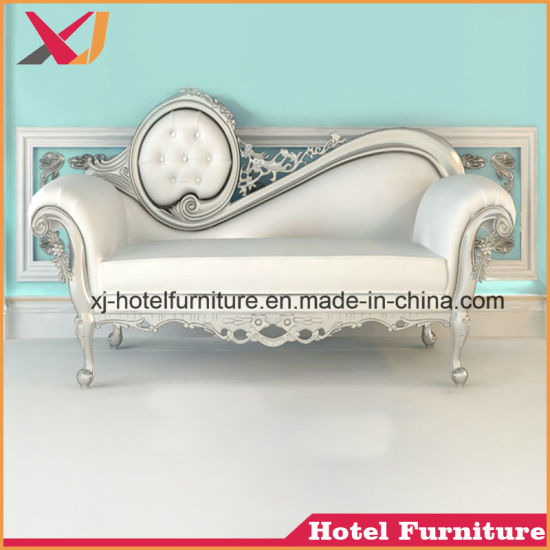 Luxury Golden Wood Royal Sofa For Banquet/Home/Wedding/Home/Living  Room/Bedroom/Restaurant