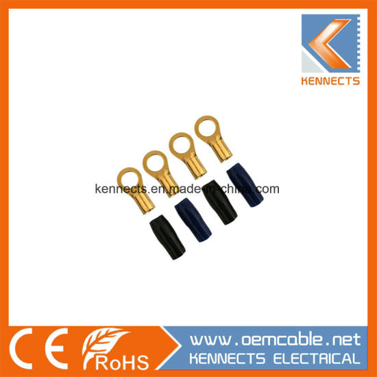 China Ring Terminal Spade Terminal Fork Terminal Car Wiring Kit