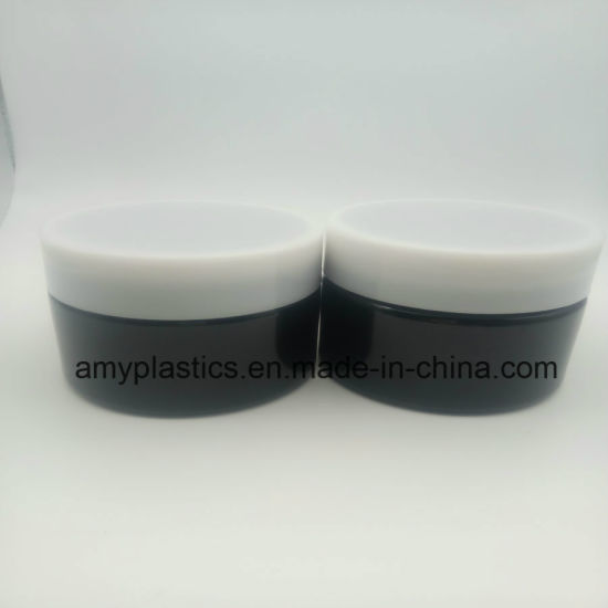 250ml Hot Sale Plastic Jar with Lid pictures & photos