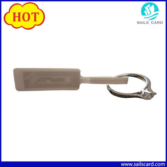 Tamper Proof UHF/Hf RFID Anti-Theft Jewelry Tag pictures & photos