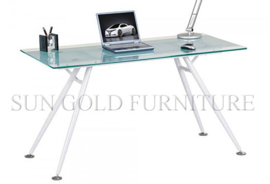Fashion Panel Office Desk, Classical Steel Desk, Sz-Od173 pictures & photos