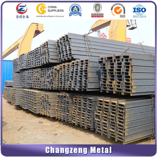 Upn Channel Iron Steel for Building Material (CZ-C115) pictures & photos