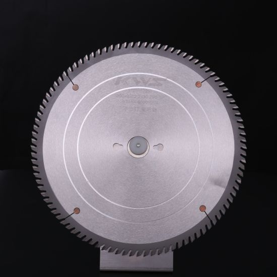 Tct Carbide Circular Saw Blades Nails Proof Blades for Cutting Wood with Impurities pictures & photos