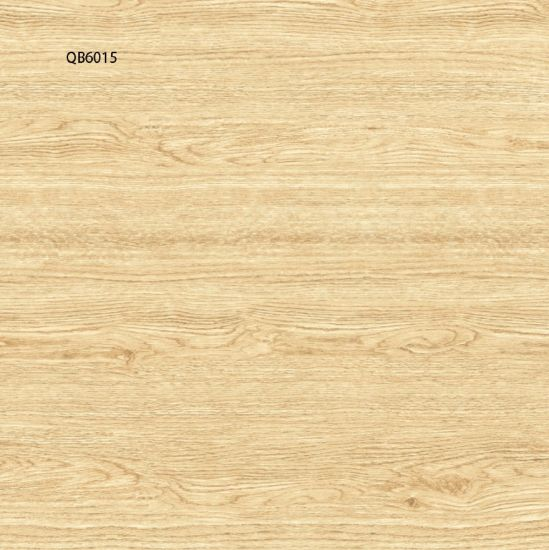 China 600*600 Yellow Color Wood Ceramic Tiles - China Floor Tile ...