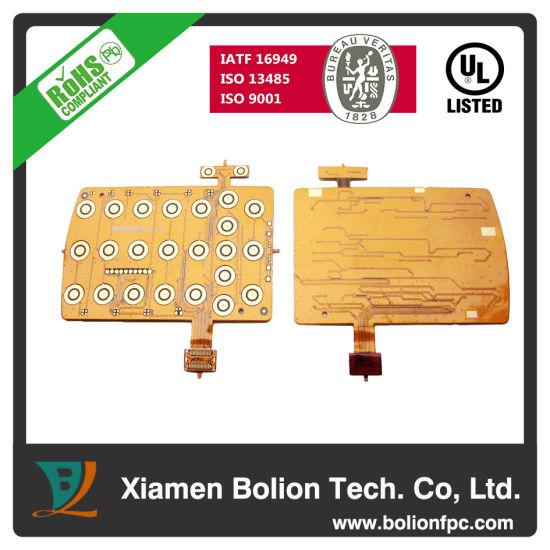 High Quality Multilayer Flex PCB pictures & photos