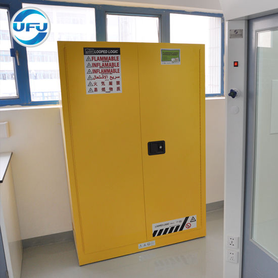 Top Quality Chemical Laboratory Fireproof Safety Storage Cabinet