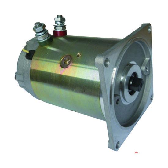 60V 1.2kw Cw Rotation Mini Hydraulic DC Motor