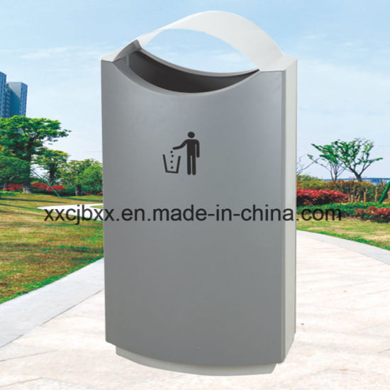 China Rain Bonnet Bridge Cover Trash Rubbish Barrel Steel Material ...