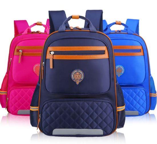 Hot Sale Lightweight Waterproof School Bag Student Backpack