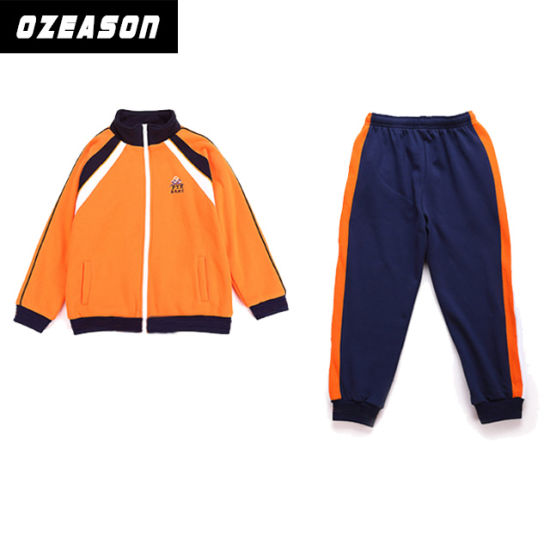 da890bf41d24 Latest Design Custom Sublimation Printing School Football Team Warm up  Soccer Tracksuit pictures   photos