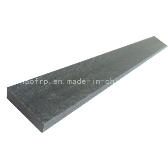 Good Corrosion Resistance Flat Bar FRP (GH B005) pictures & photos