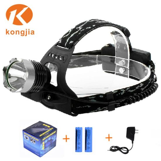 Rechargeable Camping Bicycle Headlight Ultra Bright LED Outdoor Headlight pictures & photos