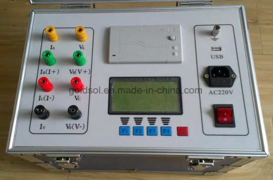 Three Channel Transformer Winding Resistance Tester pictures & photos