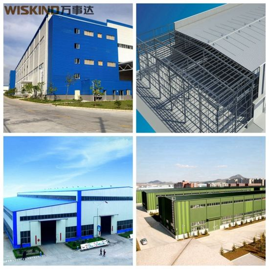 Prefab Steel Structure Workshop Buildings with Advanced Technology