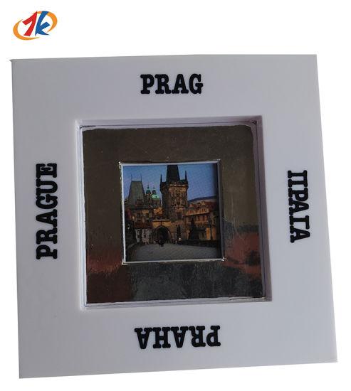 Plastic Photo Frame for Promotion