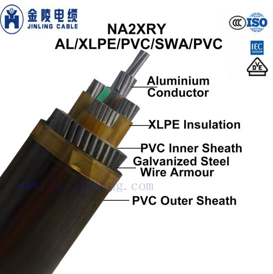 Terrific China Na2Xry Al Xlpe Swa Pvc Insulted Steel Wire Armoured Swa Wiring Digital Resources Funapmognl