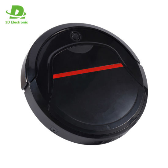 Suction Power Mini Robot Vacuum Cleaner Dry and Wet
