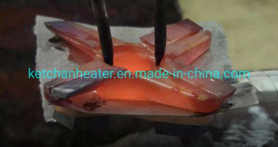 Inverter Induction Hard Metal Brazing Welding Soldering Equipment
