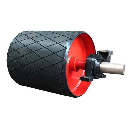 ISO 5048-1989 Standard Drum Pulley Conveyor Machine