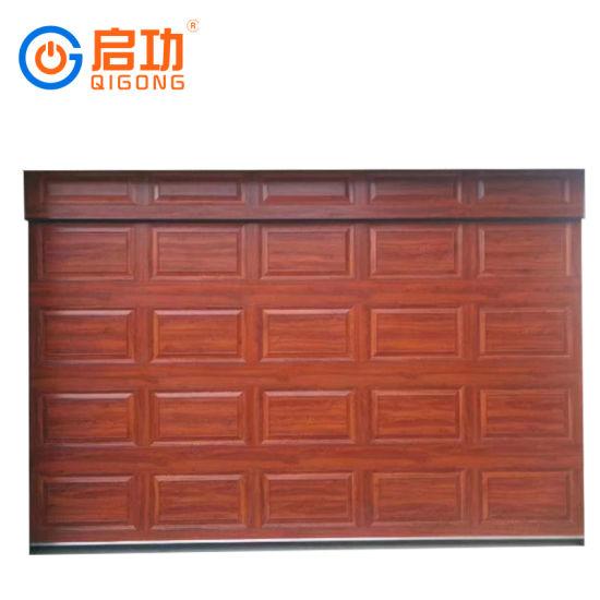 Durable Automatic Rolling Garage Door, Aluminum Automatic Rolling Garage Door