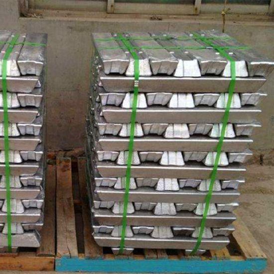 Primary Aluminum Ingot 99.7 Aluminium Ingots Supplier