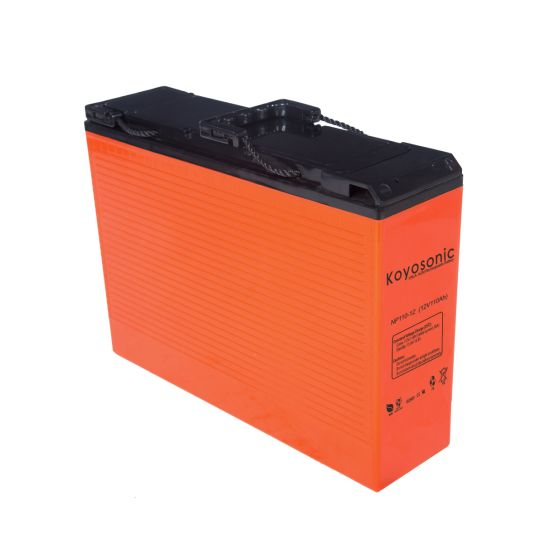 Wholesale 12V 110ah AGM Front Access Solar Storage Battery for Telecom