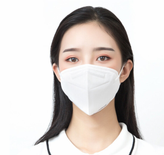 Protective Masks Disposable KN95 Masks Non Woven Fabric Material Ce Approved pictures & photos