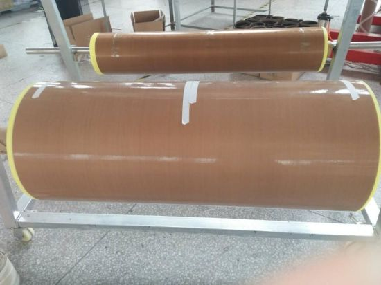Cheap Price PTFE Coated Fiberglass Roll Cloth for Heat Resistant