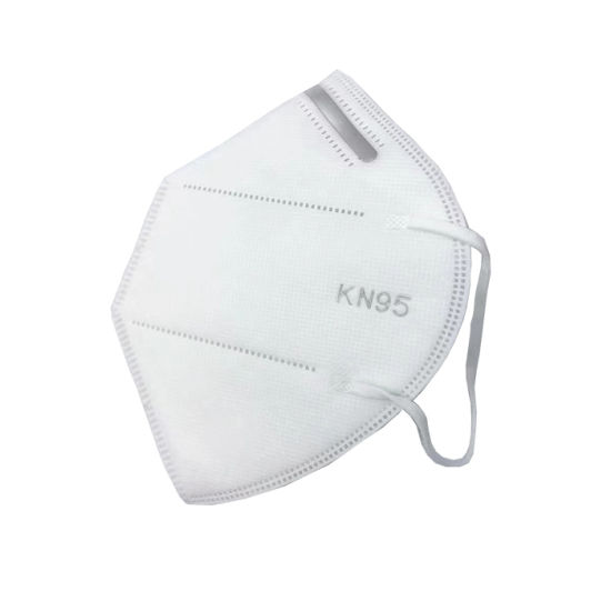 Disposable Kn 95 Face Mask with 99% Bfe Meltblown