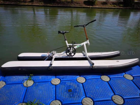 Water Bike with Inflatable Sup for Single Person CE Approval