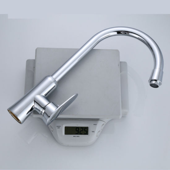 China Best Modern Kitchen Sink Faucets Contemporary Single Lever Kitchen Taps China Kitchen Faucet Food Washing Tap